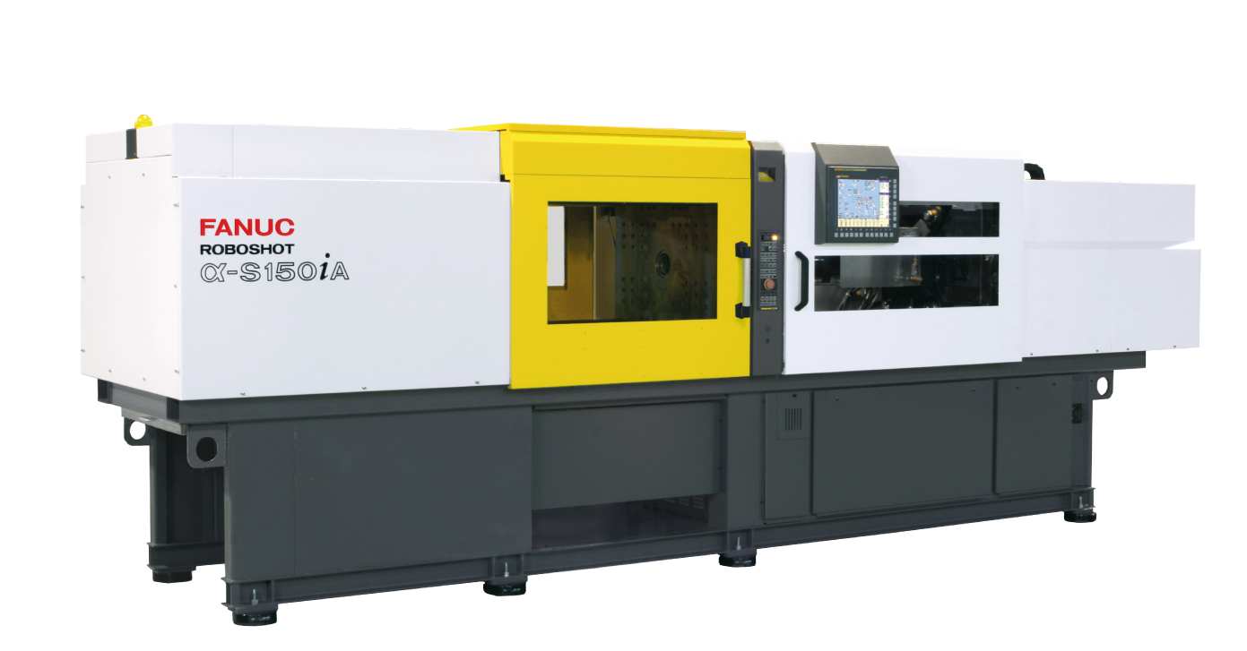 auray plast electric injection press fanuc